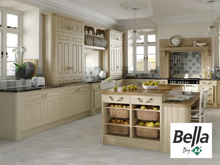 Bella Kitchens By Ba Online Kitchens Uk