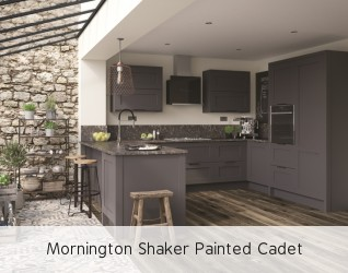 Mornington Shaker Painted
