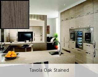 Tavola Oak Stained