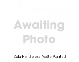 Zola Handleless Matte Painted