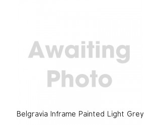 Belgravia Inframe Painted Light Grey