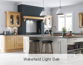Wakefield Light Oak