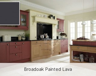 Broadoak Painted