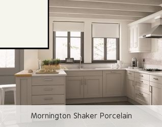 Mornington Shaker Porcelain