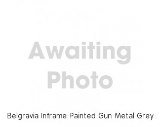 Belgravia Inframe Painted Gun Metal Grey