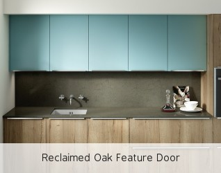 Reclaimed Oak Feature Door