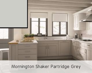 Mornington Shaker Partridge Grey