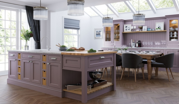 Belgravia (in-frame) Paint to Order - Kitchen Stori
