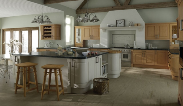 Windsor Shaker Paint to Order - Kitchen Stori