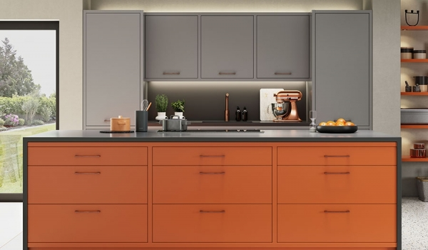 Zola Matt Paint to Order - Kitchen Stori