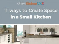 11 Ways To Make Space In A Small Kitchen