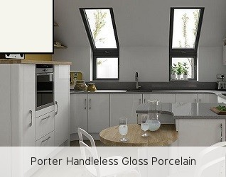 Porter Handleless Gloss