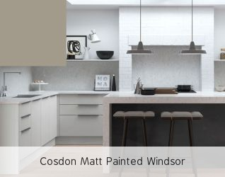 Cosdon Matt Painted