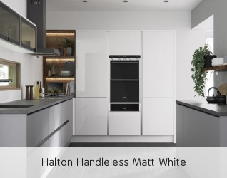 Halton Handleless Matt