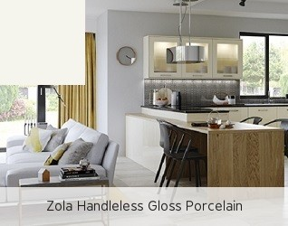 Zola Handleless Gloss